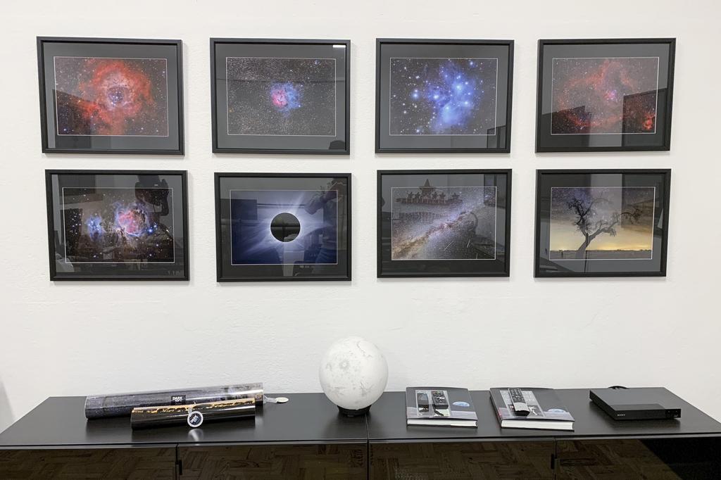 Dark Sky Alqueva | Visit the Astrophotography Exhibition and Mini Museum